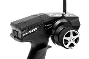 Axial SC-10 Wrangler rtr limited radio