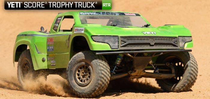 Axial Score Trophy Truck rtr 1/10 4wd 01