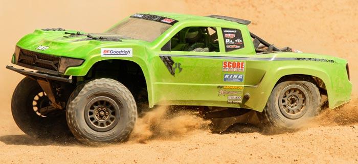 Axial Score Trophy Truck rtr 1/10 4wd 02