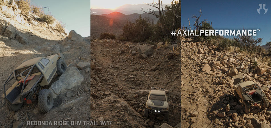 Axial Scx 10 II rtr Trail Honcho 4wd 02
