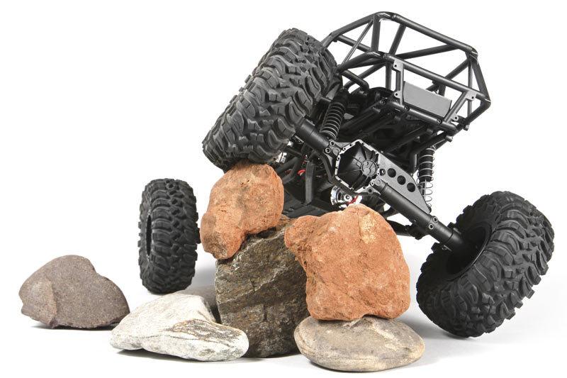 Axial Wraith Spawn Rock Racer rtr x10