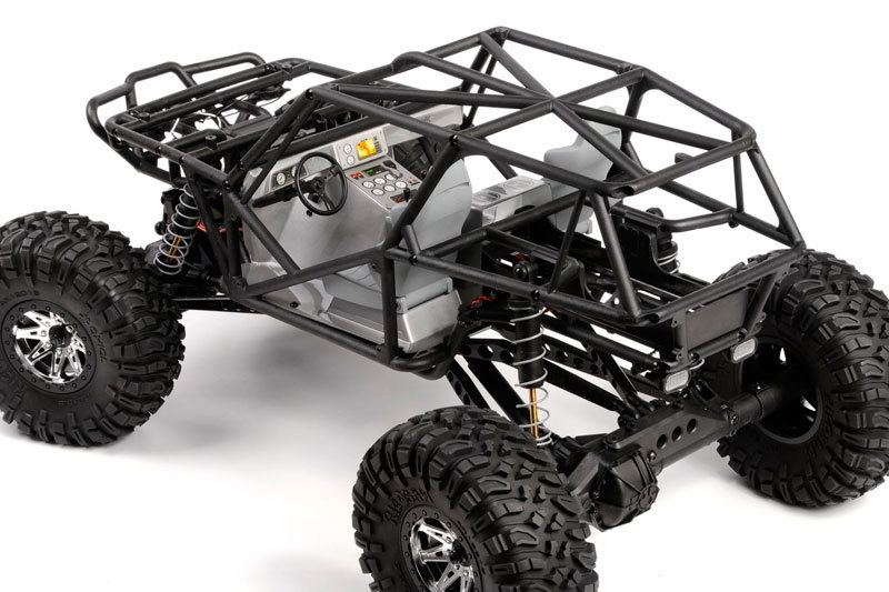 Axial Wraith Rock Racer rtr chassis