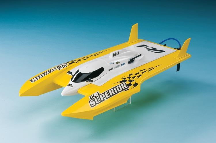 Acquacraft UL 1 Superior rtr Brushless Speedboat 1