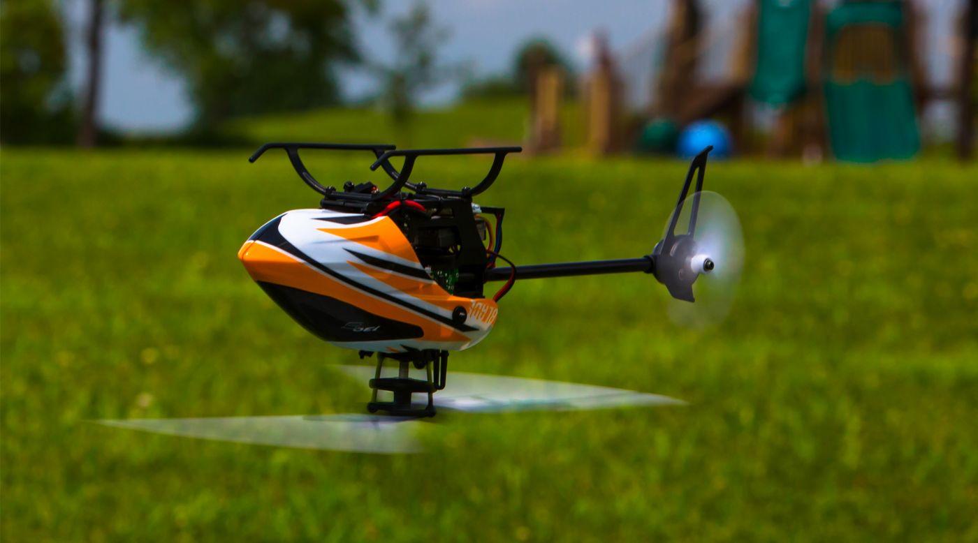 Blade 130 s 3d RTF safe elicottero rc 03