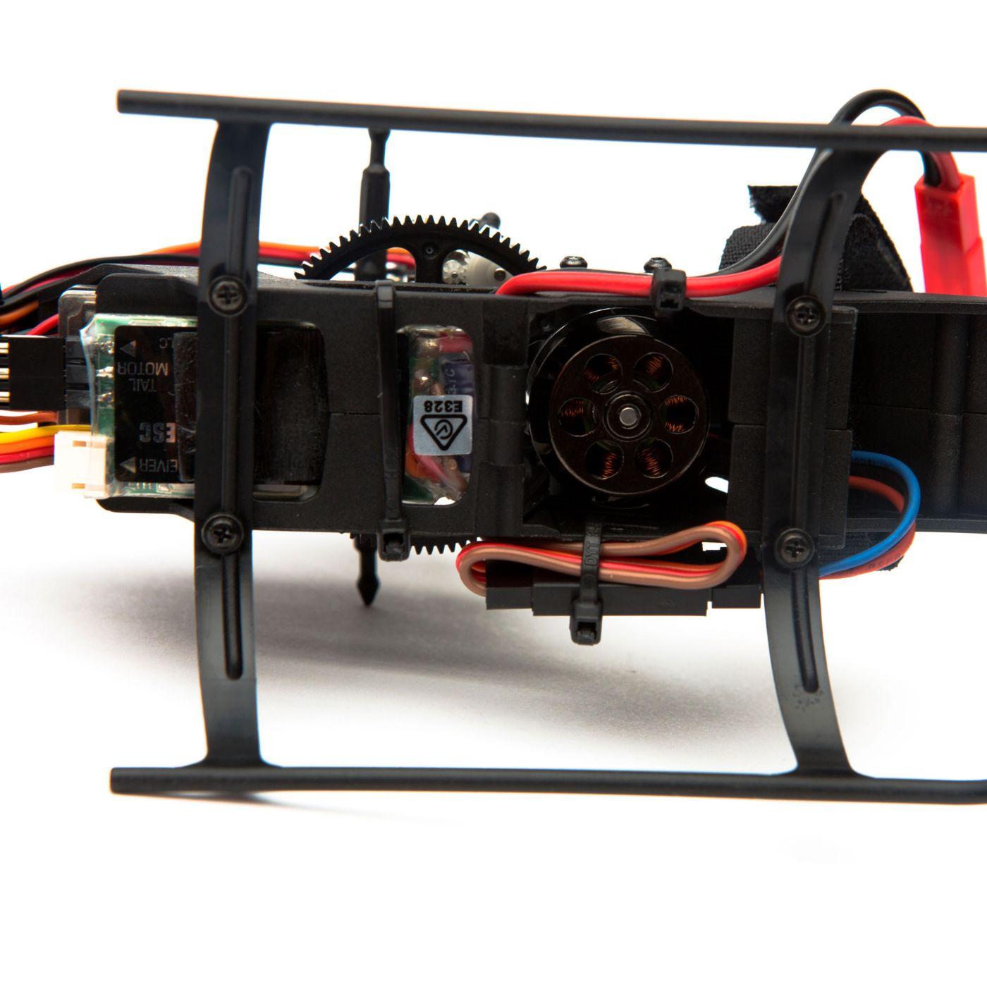 Blade 130 s 3d RTF safe elicottero rc 04