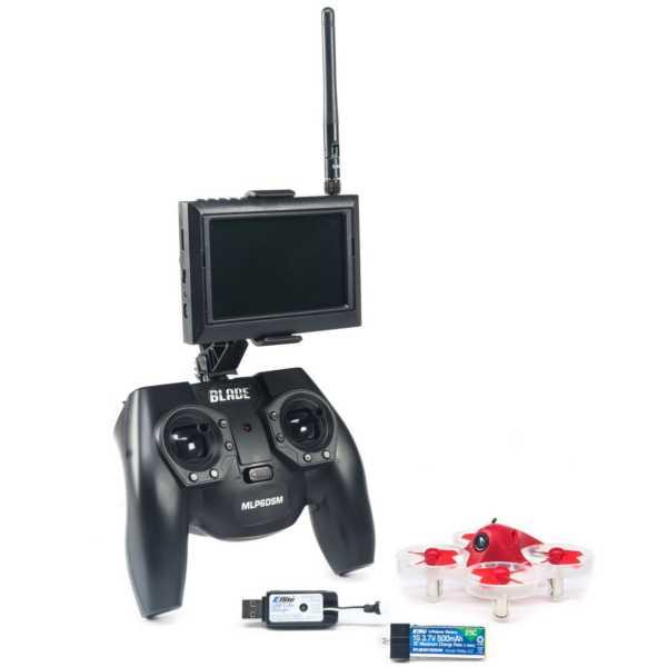 Blade Inductrix drone FPV plus rtf 06