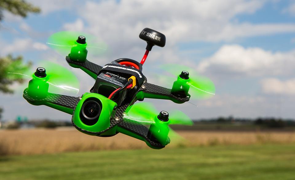 Blade Vortex 150 FPV Race drone bnf 02