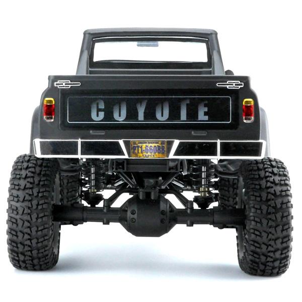 Carisma Sca 1E Coyote scaler 1 /10 RTR Elettrico 3