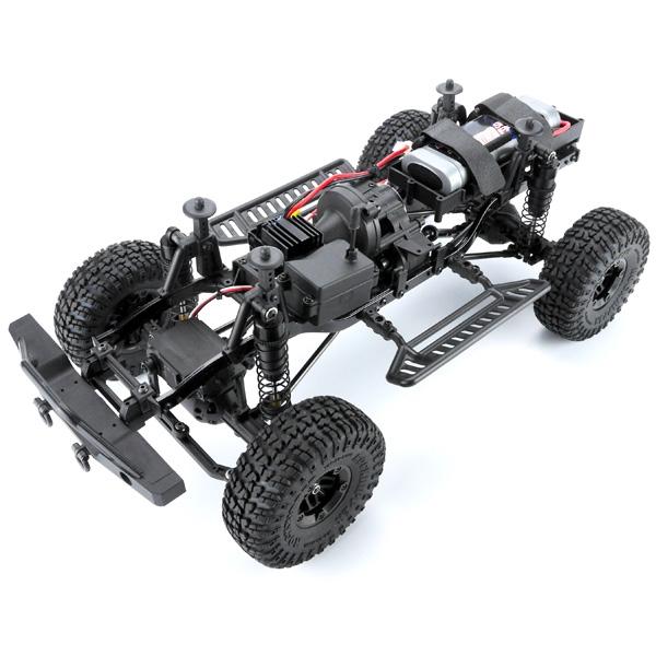 Carisma Sca 1E Coyote scaler 1 /10 RTR Elettrico 4