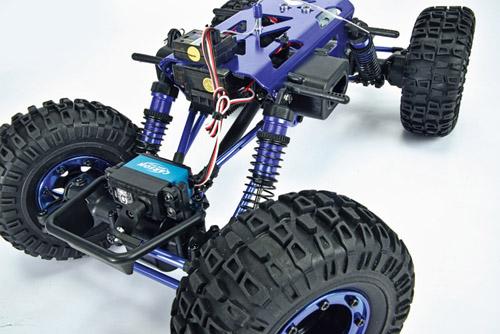 Carson X-crawlee Pro rock crawler 1:10 rtr 2