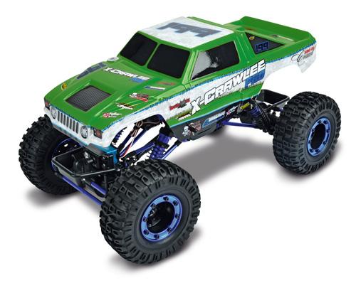 Carson X-crawlee Pro rock crawler 1:10 rtr 3