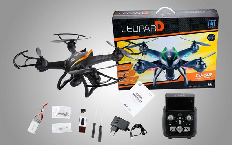 Drone Cheerson CX-35 LeoparD 1