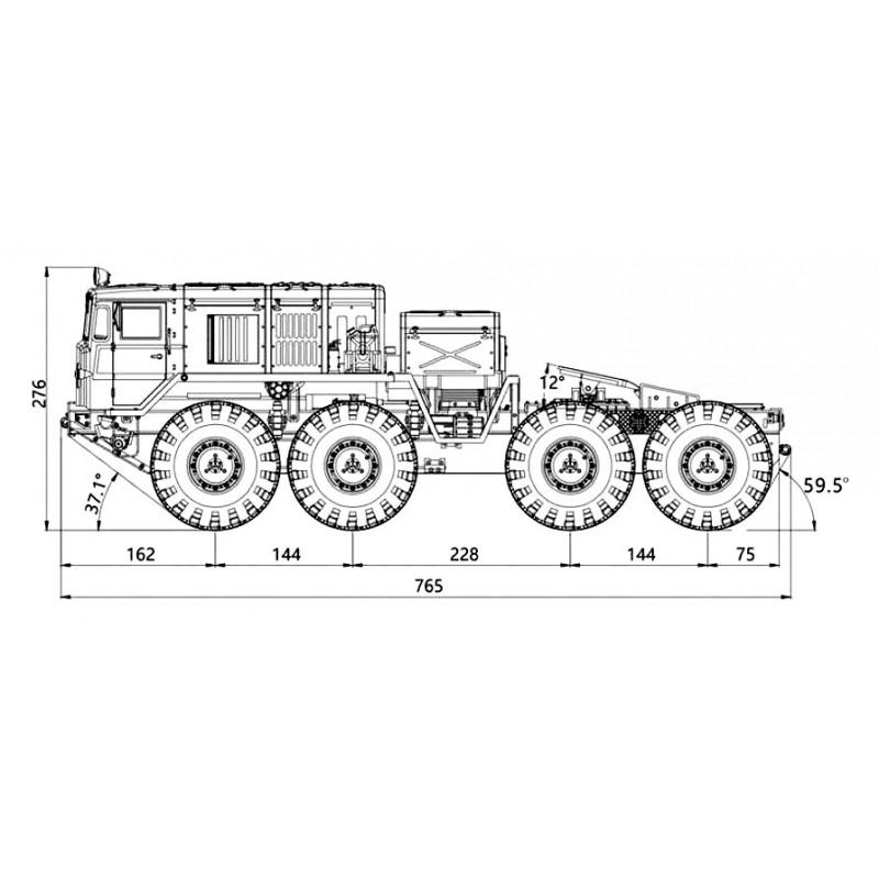 cross rc bc8 mammoth kit trial 8x8 flagship