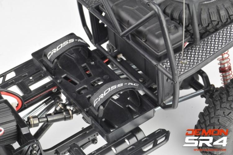 Cross rc Demon SR4A kit scaler pickup rc 4x4 03