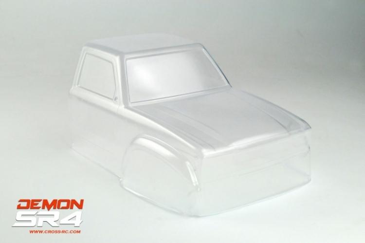 Cross rc Demon SR4A kit scaler pickup rc 4x4 07