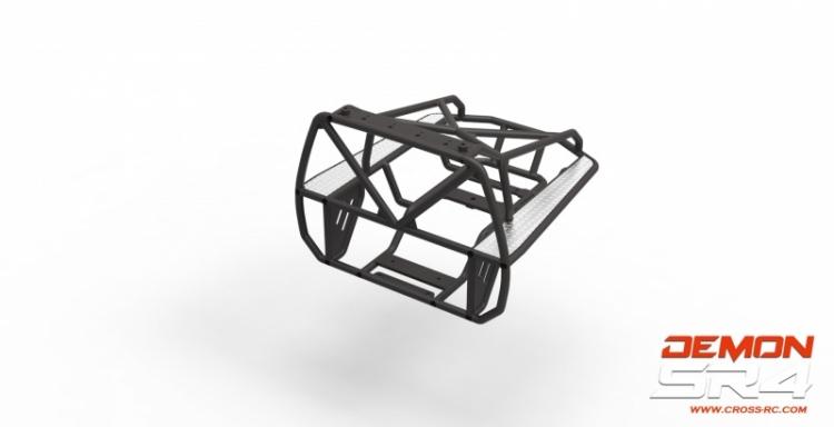 Cross rc Demon SR4A kit scaler pickup rc 4x4 08