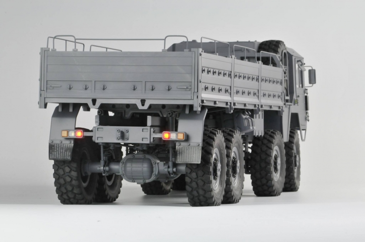 Cross RC Camion Trial 8x8 in Metallo MC8 Kit 02