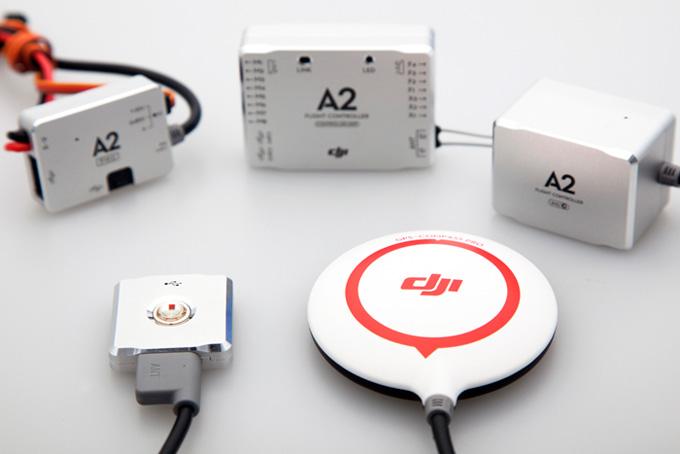 Dji A2 Multirotor Stabilization Controller 1