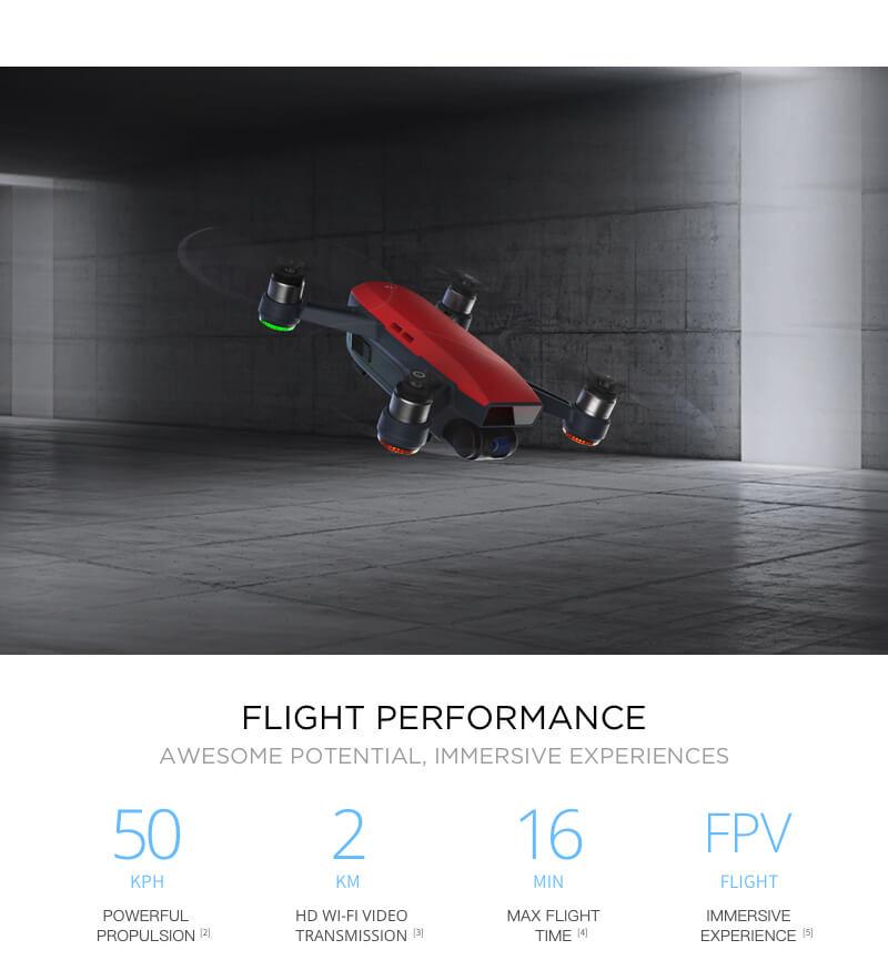 Dji Spark FPV Drone 13