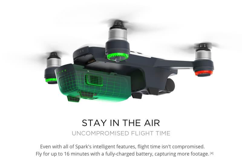 Dji Spark FPV Drone 16