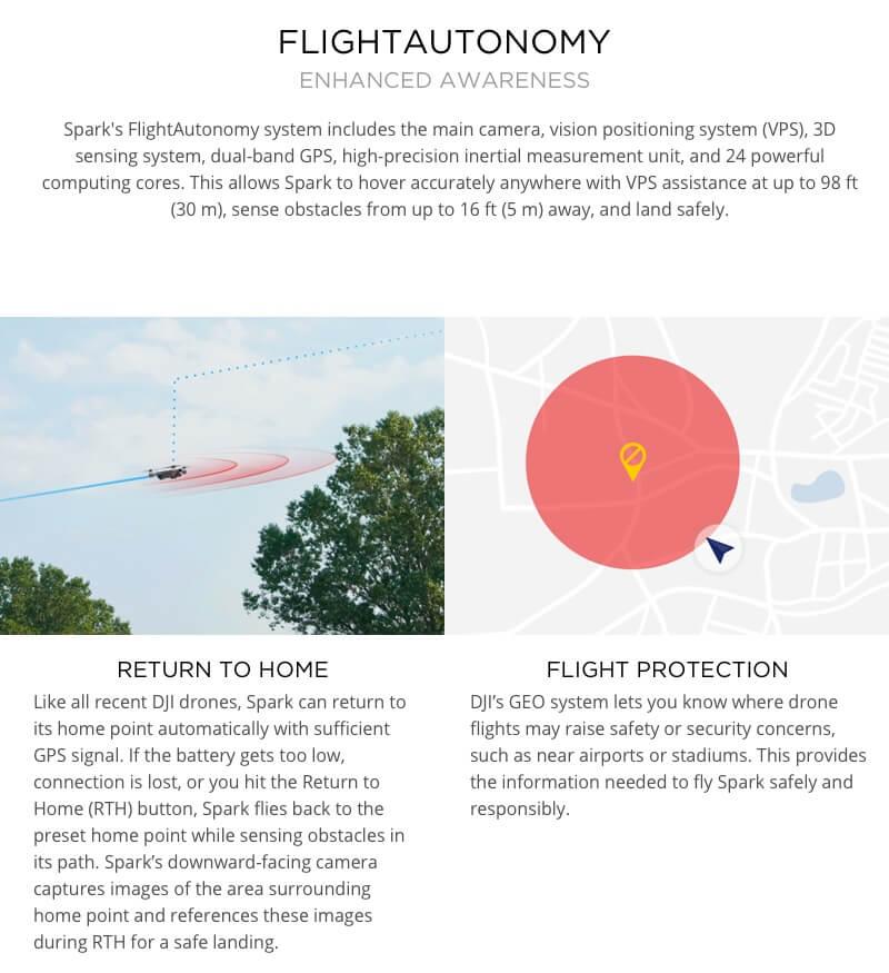 Dji Spark FPV Drone 19