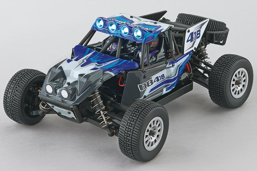Dromida DB4.18BL Desert Buggy RC Brushless 2