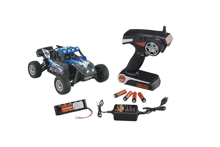 Dromida DB4.18BL Desert Buggy RC Brushless 5