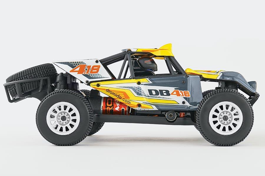 Dromida Desert Buggy 4wd 1/18 rtr 3