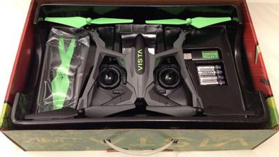 Dromida Vista Uav Quad drone rtr 3