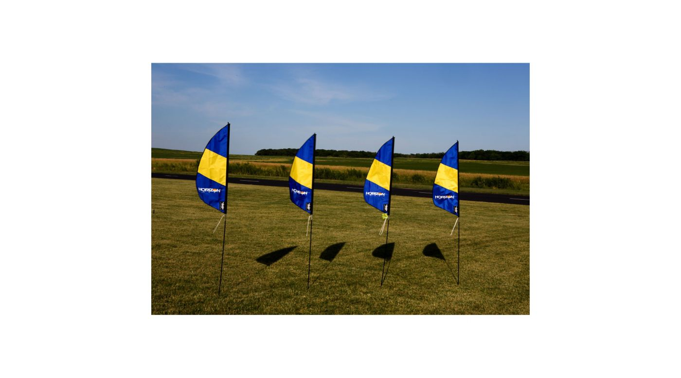 3.5 ft FPV Boundry Marker Flag 1