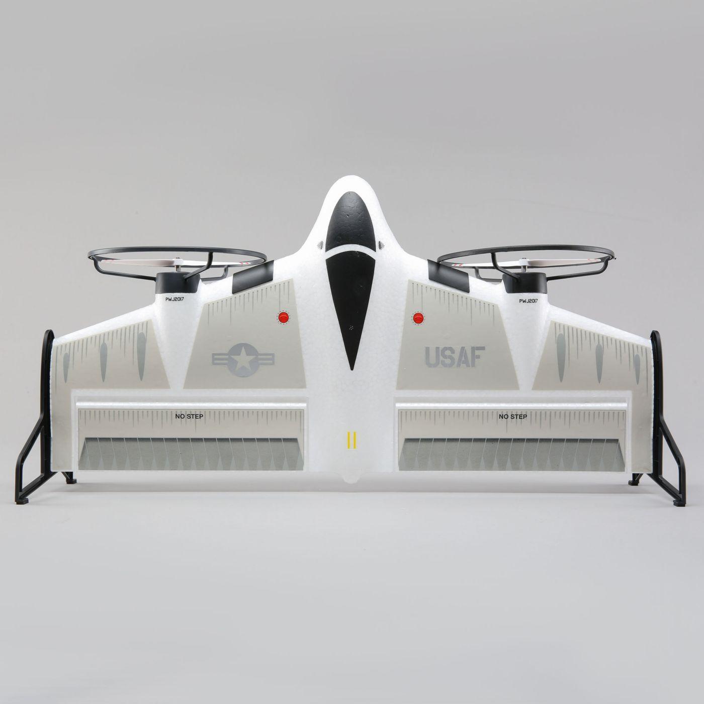 E flite X-Vert VTOL AS3X SAFE BNF 03