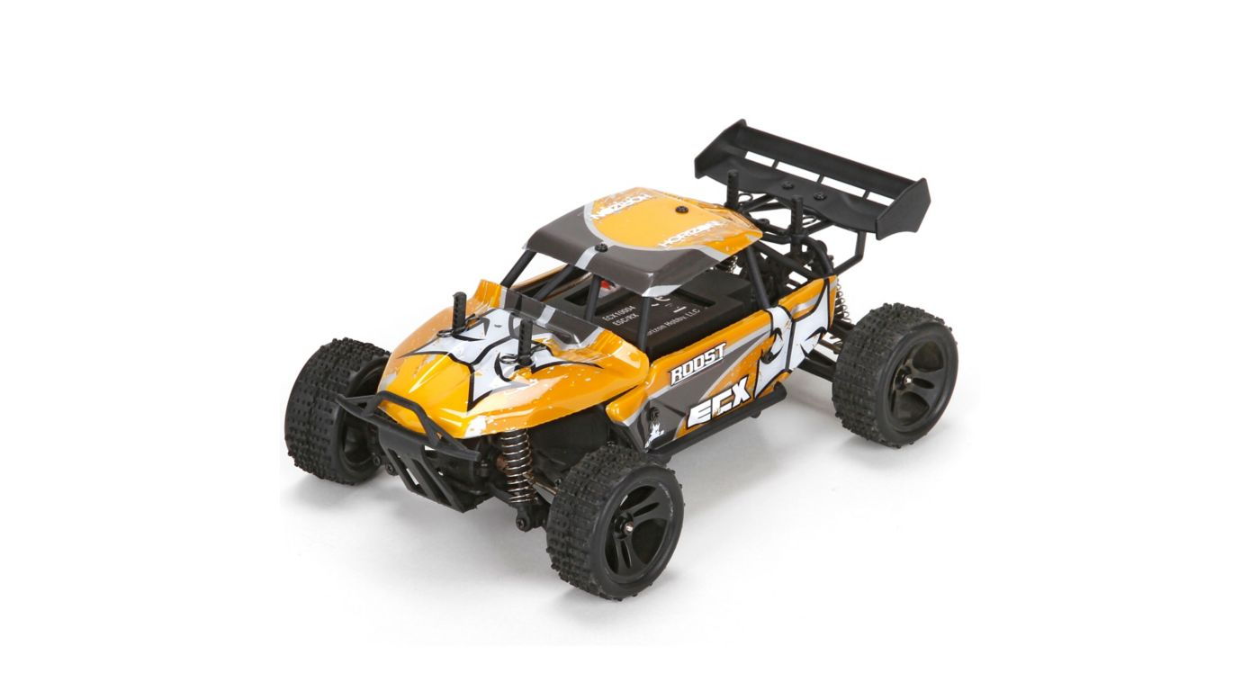 ecx roost desert buggy 1/24 4wd rc orange rtr 01