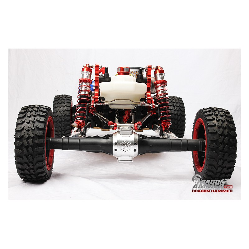 Fid Racing Dragon Hammer V2 PNP kit 1/5 02