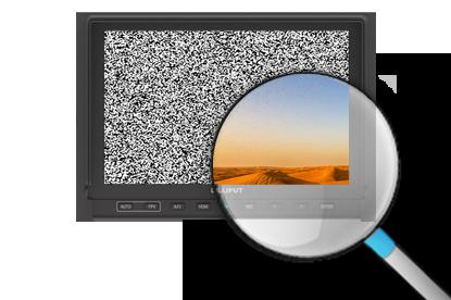 """FPV Monitor 7"""" HD Lilliput IPS 3"""