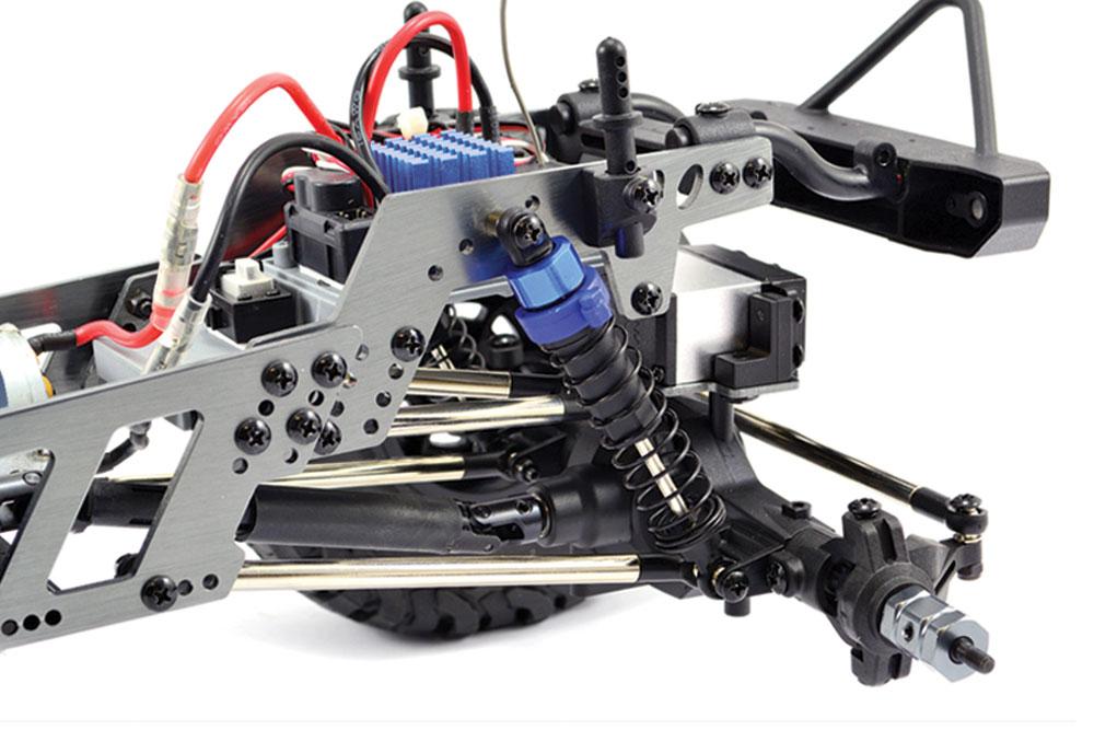 FTX Mauler 4x4 Scaler Crawler RC rtr 02