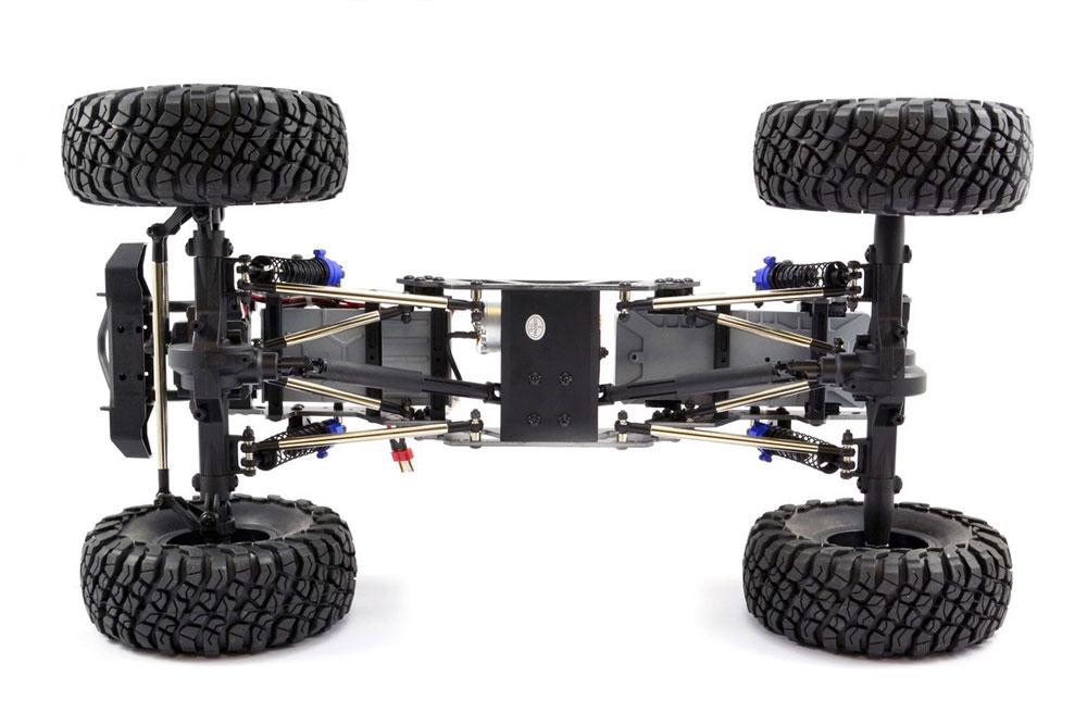 FTX Mauler 4x4 Scaler Crawler RC rtr 03