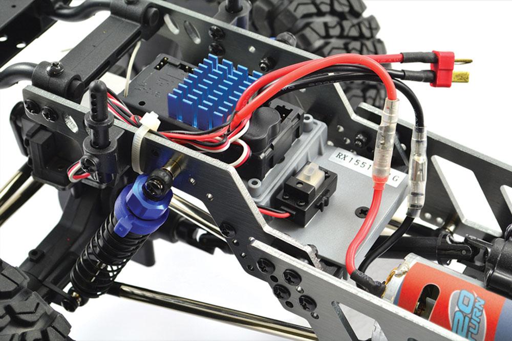 FTX Mauler 4x4 Scaler Crawler RC rtr 04