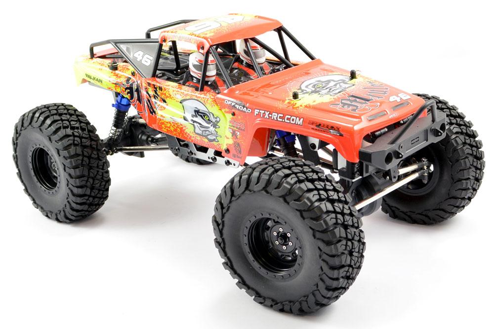 FTX Mauler 4x4 Scaler Crawler RC rtr 05