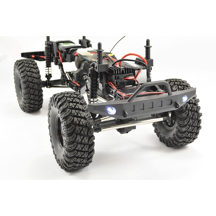 Ftx Outback Fury scaler 4x4 1/10 rtr con led 02