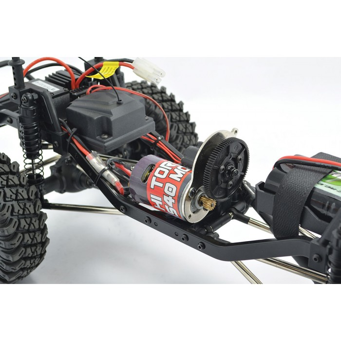 Ftx Outback Fury scaler 4x4 1/10 rtr con led 03