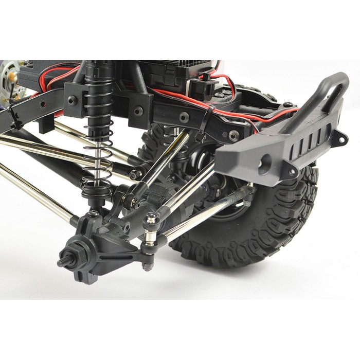 Ftx Outback Fury scaler 4x4 1/10 rtr con led 05
