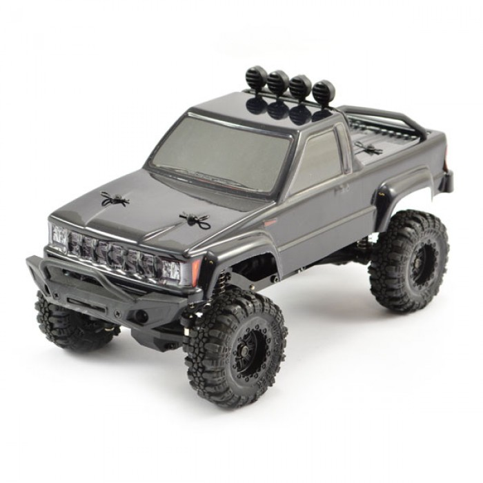 FTX Outback Mini 1/24 4x4 rtr luci led 01