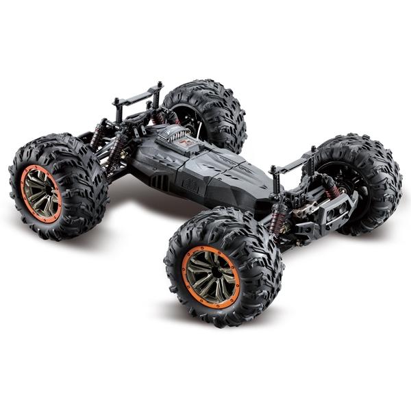 Funtek MT Twin Monster Truck 1/10 rc rtr 04