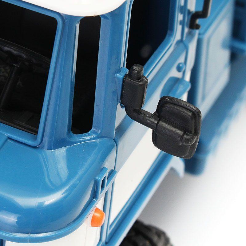 Funtek PR4 4WD Military Truck brown 1/16 rc rtr 03
