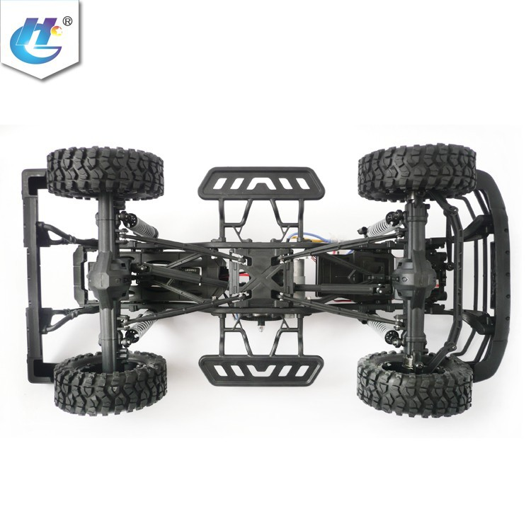 Crawler 4x4 Hg Hobbytech rtr 04