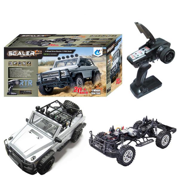 Crawler 4x4 Hg Hobbytech rtr 03