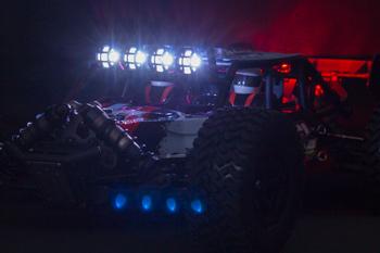 Hobbytech DB8 Sl rock buggy 1/8 rtr Led lights 05