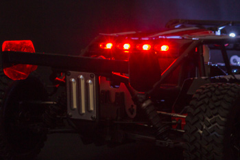 Hobbytech DB8 Sl rock buggy 1/8 rtr Led lights 06