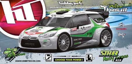 Hobbytech - Rallycross3