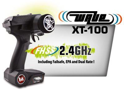 Hobbytech - Epx2 GT brushless 1:8 radio